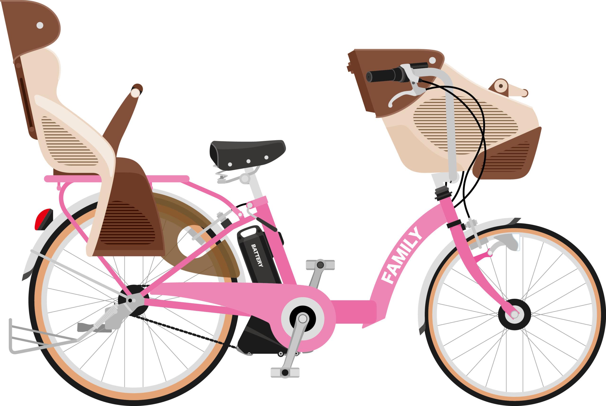 2人目の出産祝いに電動自転車